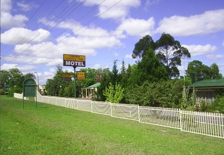 Camden Country Club Motel - Accommodation Whitsundays