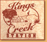 Kings Creek Station - Accommodation Whitsundays