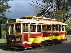 Ballarat Tramway Museum - Accommodation Whitsundays