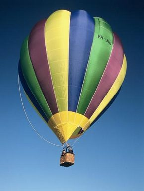 Balloon Safari - Accommodation Whitsundays