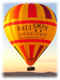 Balloon Adventures Barossa Valley - Accommodation Whitsundays