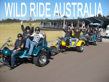 A Wild Ride - Accommodation Whitsundays