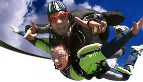 Adelaide Tandem Skydiving - Accommodation Whitsundays