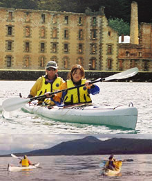 Blackaby's Sea Kayaks and Tours - Accommodation Whitsundays