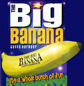 Big Banana - Accommodation Whitsundays