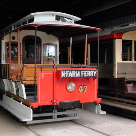 Brisbane Tramway Museum - Accommodation Whitsundays