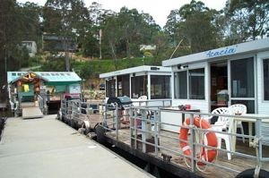Clyde River Houseboats - Accommodation Whitsundays