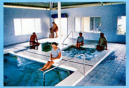 Innot Hot Springs Leisure  Health Park - Accommodation Whitsundays