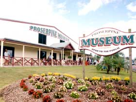 Proserpine Historical Museum - Accommodation Whitsundays