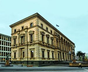 Old Treasury Building - Accommodation Whitsundays