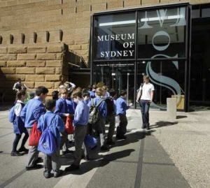 Museum of Sydney - Accommodation Whitsundays
