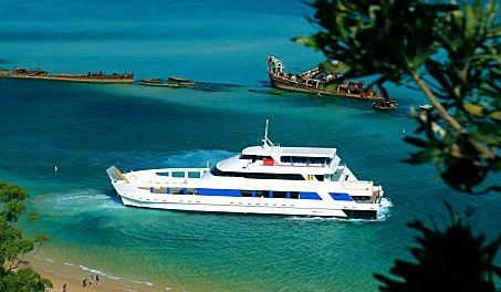 Queensland Day Tours - Accommodation Whitsundays