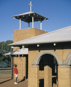 St Thomas More Catholic Church - Accommodation Whitsundays