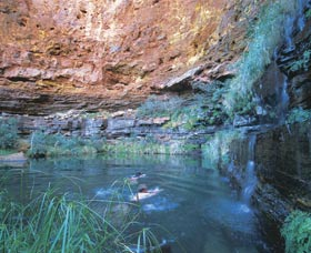Dales Gorge and Circular Pool - Accommodation Whitsundays