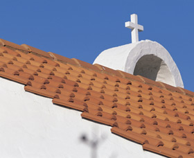 Greek Chapel of St John - Accommodation Whitsundays