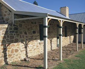 Ellensbrook Historic Home and Picnic Grounds - Accommodation Whitsundays