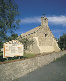 St Mary's Anglican Church - Accommodation Whitsundays