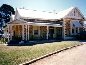 The Pines Loxton Historic House and Garden - Accommodation Whitsundays