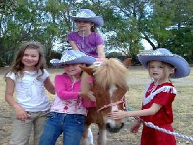 Amberainbow Pony Rides - Accommodation Whitsundays
