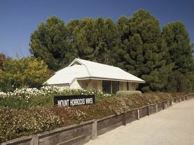 Mount Horrocks Wines and The Station Cafe - Accommodation Whitsundays