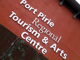 Port Pirie Regional Tourism And Arts Centre - Accommodation Whitsundays