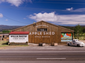 The Apple Shed Tasmania - Accommodation Whitsundays