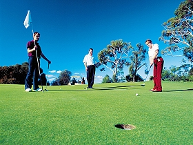 Huon Heights Public Golf Course - Accommodation Whitsundays