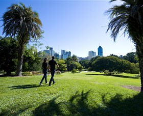 City Botanic Gardens - Accommodation Whitsundays