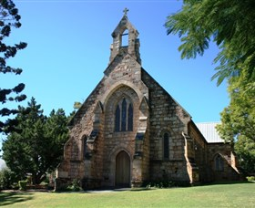 St Marys Anglican Church Memorial Chapel