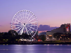 The Wheel of Brisbane