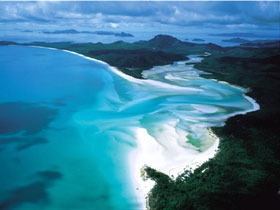 Hill Inlet - Accommodation Whitsundays