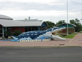 Kronosaurus Korner - Accommodation Whitsundays