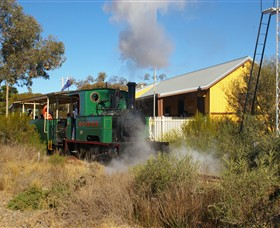 Red Cliffs Historical Steam Railway - Accommodation Whitsundays