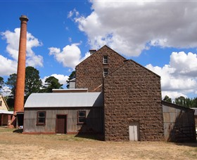 Andersons Mill Smeaton Historic Area - Accommodation Whitsundays