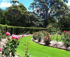 Wollongong Botanic Garden - Accommodation Whitsundays