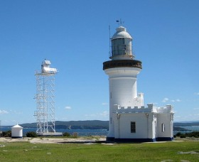 Point Perpendicular Lighthouse and Lookout - Accommodation Whitsundays