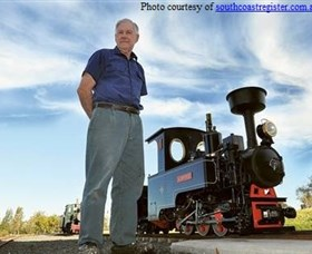 Penwood Miniature Railway - Accommodation Whitsundays