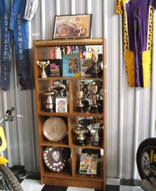 Ash's Speedway Museum - Accommodation Whitsundays