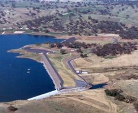Chifley Dam - Accommodation Whitsundays