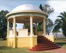 Kingaroy Soldiers Memorial Rotunda
