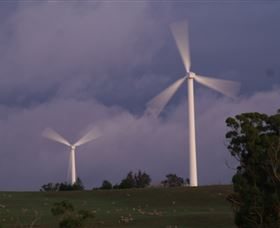 Crookwell Wind Farm - Accommodation Whitsundays