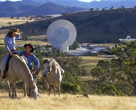 Canberra Deep Space Communication Complex - Accommodation Whitsundays