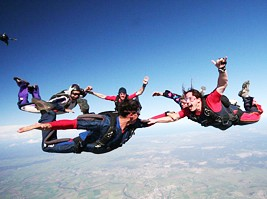 Skydive Maitland - Accommodation Whitsundays