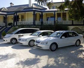 Highlands Chauffeured Hire Cars Tours - Accommodation Whitsundays