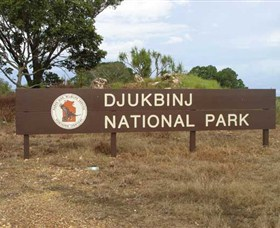 Djukbinj National Park - Accommodation Whitsundays