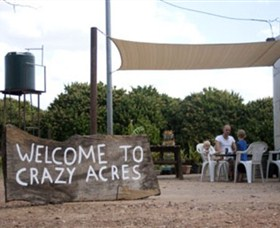 Crazy Acres - Accommodation Whitsundays