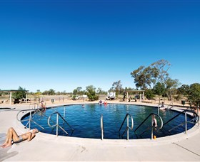 Lightning Ridge Bore Baths - Accommodation Whitsundays