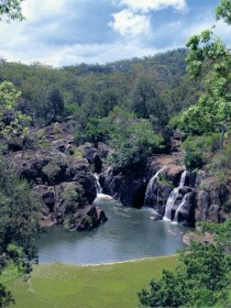 Little Millstream Falls - Accommodation Whitsundays