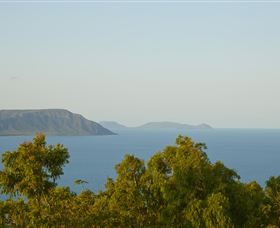 Cooktown Scenic Rim Trail - Accommodation Whitsundays