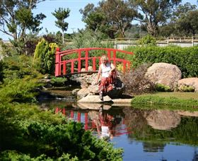 Wellington Osawano Japanese Gardens - Accommodation Whitsundays